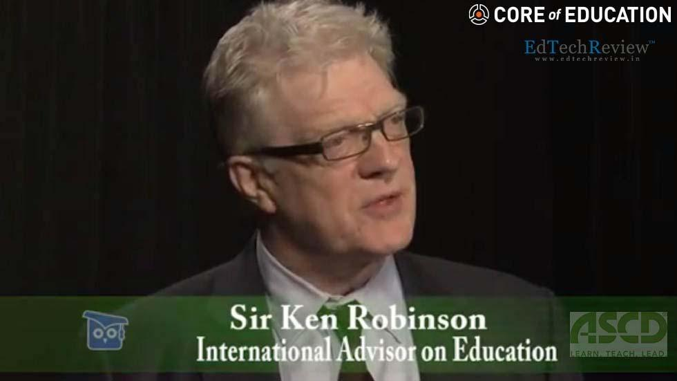 Interview with Sir Ken Robinson