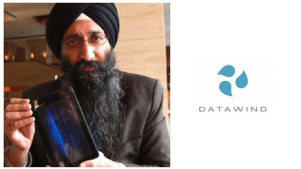 Interview with Datawind CEO Suneet Tuli, Man behind Aakash Tablet - Cost Effective Tablet