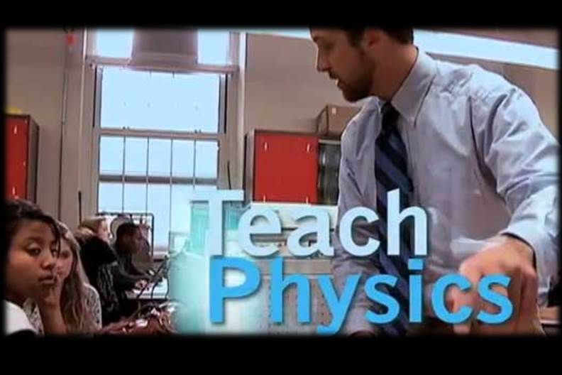 teach physics