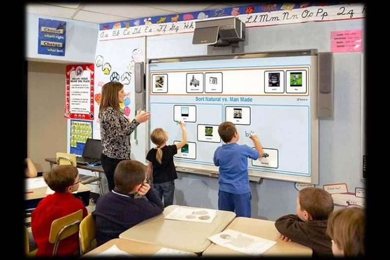 Technology Management Image: How Technology Helps Teachers To Manage Their Classroom