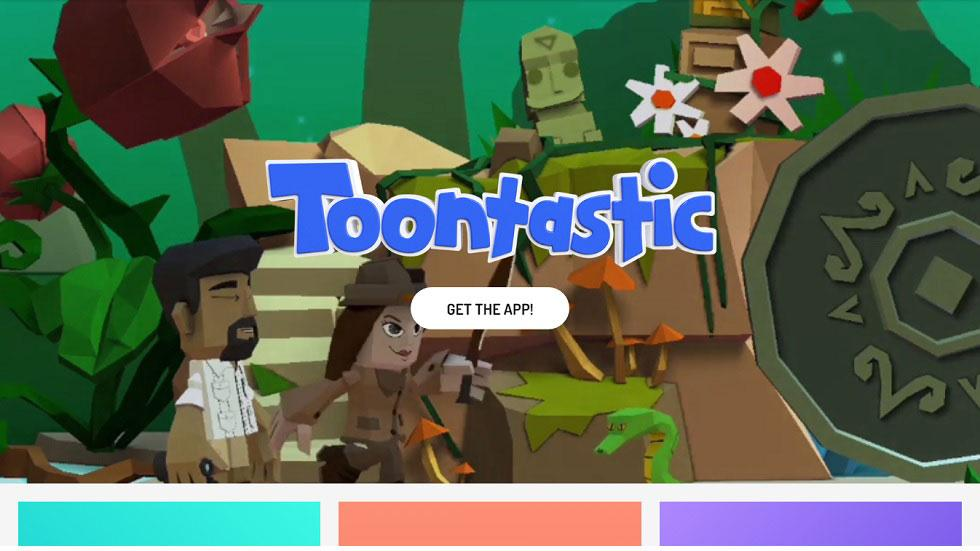 Toontastic 3D: Great App for Storytelling