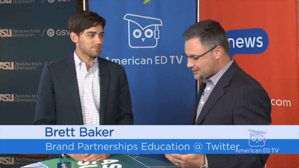 Twitter Tackles Education Extends Conversation