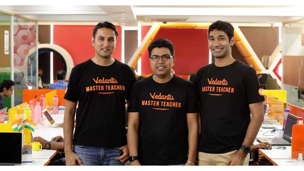 EdTech Platform Vedantu Raises $ 11 million from Omidyar, Accel & Others