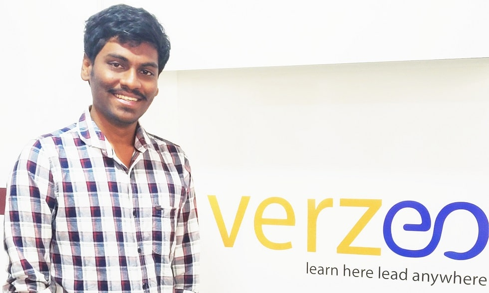 EdTech Startup Verzeo Founder Shares His Plans Post Series A Funding