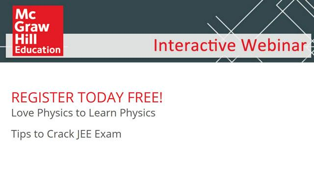 webinar tips to crack jee