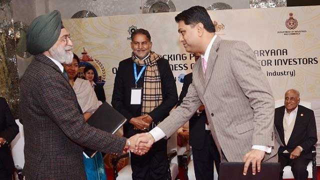 World Education Foundation, UK and Government-Of-Haryana  Sign MoU To Improve School-Education