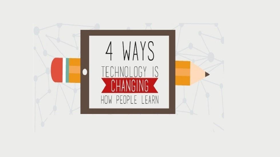 [Infographic] 4 Ways Educational Technology Is Changing How People Learn
