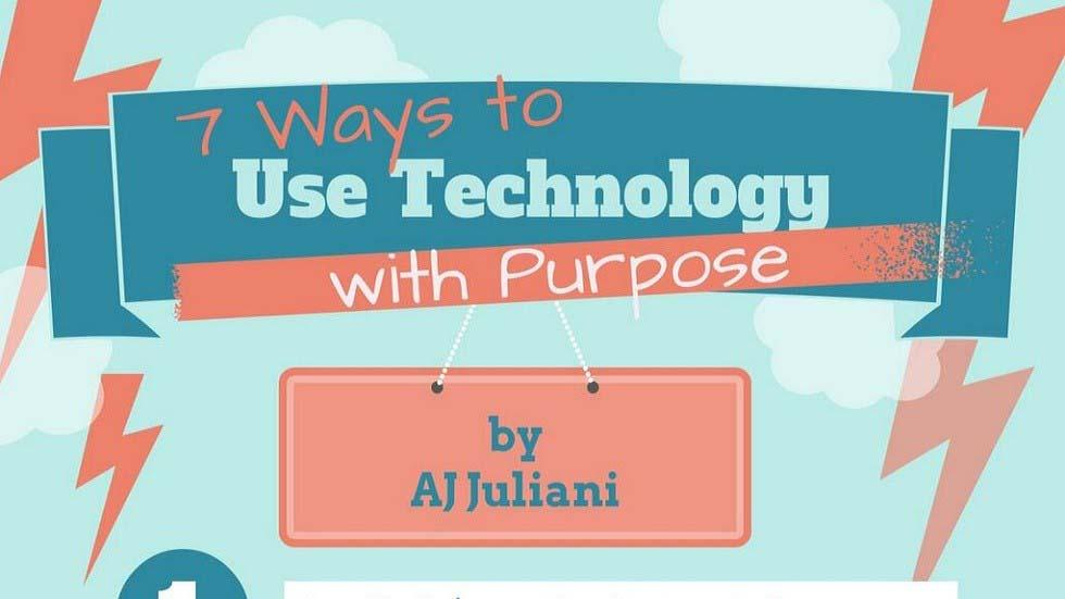 """[Infographic] Understand the """"Why"""" Behind Your Technology Use"""
