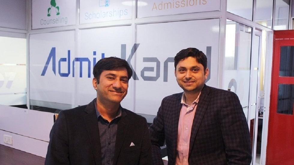 Noida-based Admissions Startup AdmitKard Raises $1M to Enhance its Products and Expand Operations