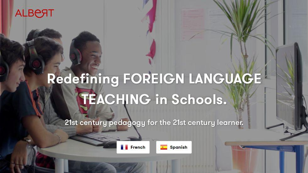 Albert Learning – A Name to be Reckoned with in Foreign Language Learning
