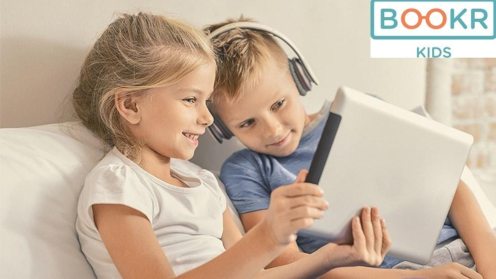 BOOKR Kids Raises €2M