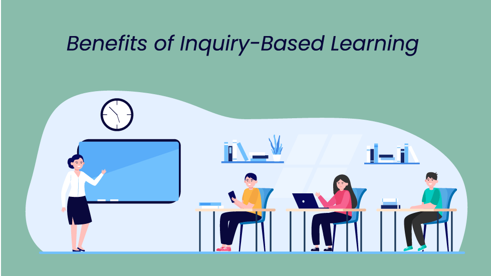 Benefitsof Inquiry-based Learning and Noisy Classroom