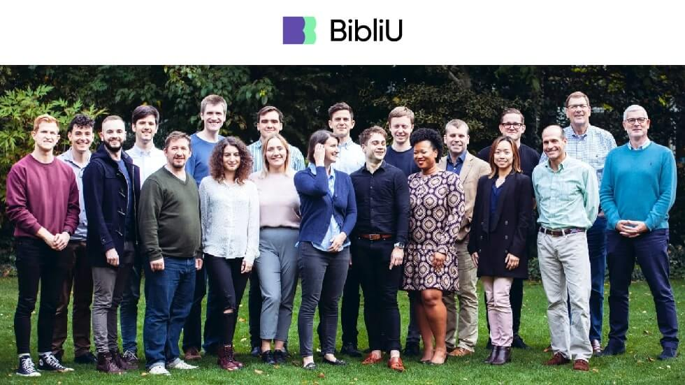 London's Digital Learning Platform BibliU Raises $10M in Series A Round Led by Nesta Impact Investment