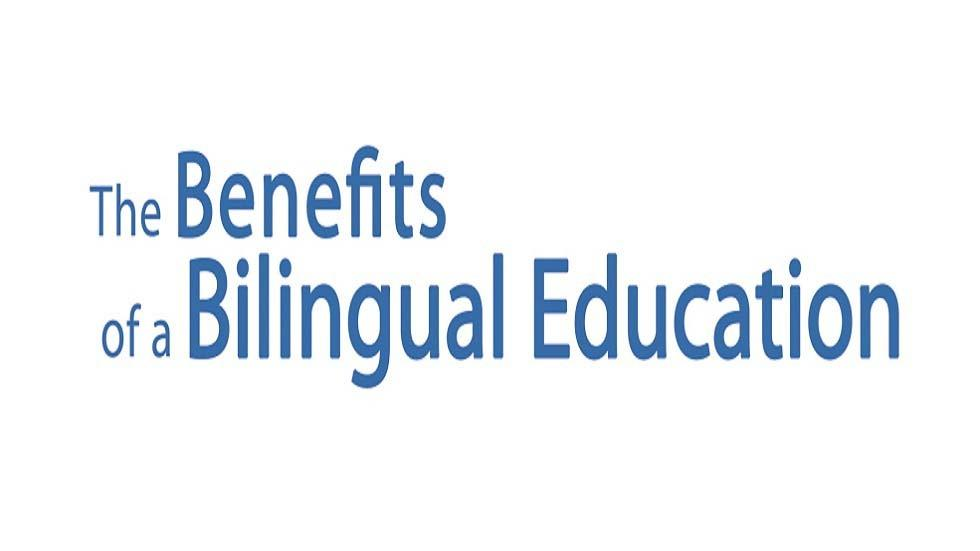 [Infographic] The Advantages of a Bilingual Education