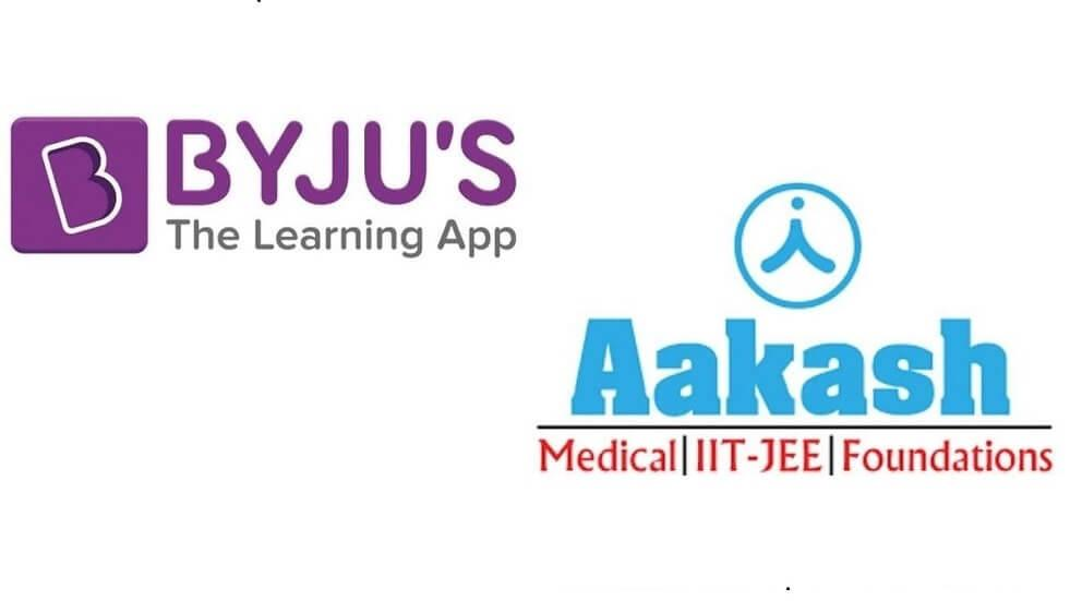 Byju's Acquires Aakash Educational Services