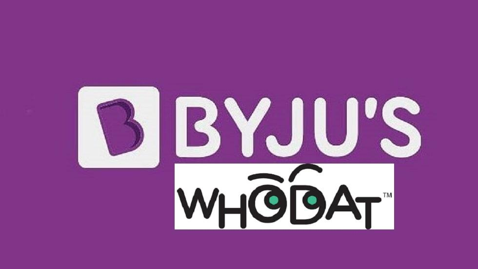 BYJU'S Acquires Whodat