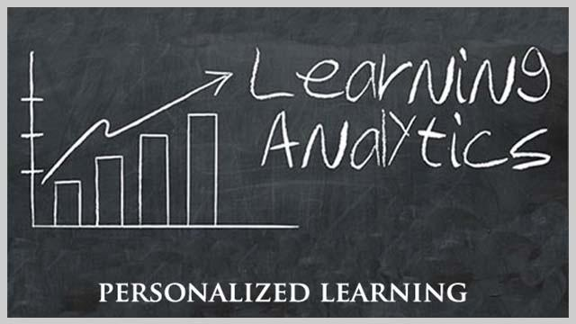 "Webinar- ""Can Learning Analytics Enable Personalized Learning?"""