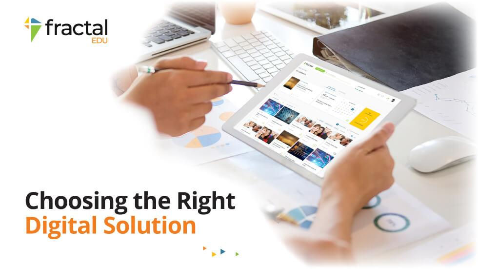 Digital solution for schools and colleges
