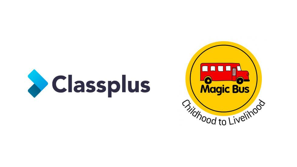 Classplus Partners Magic Bus