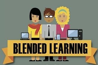 [Infographic] How Blended Learning Can Improve Teaching