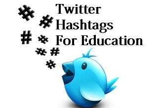 List of Twitter Hashtags For Students and Teachers