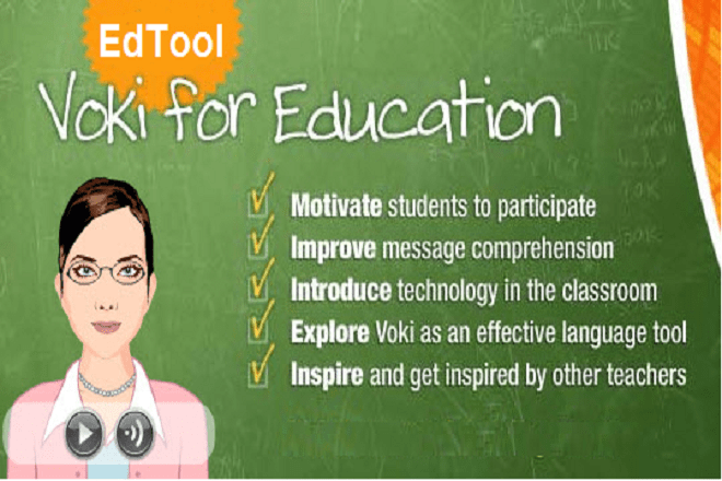 Voki as an Edtool: Voki for your Classroom