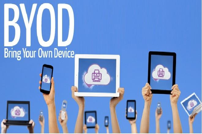 What is BYOD/BYOT?