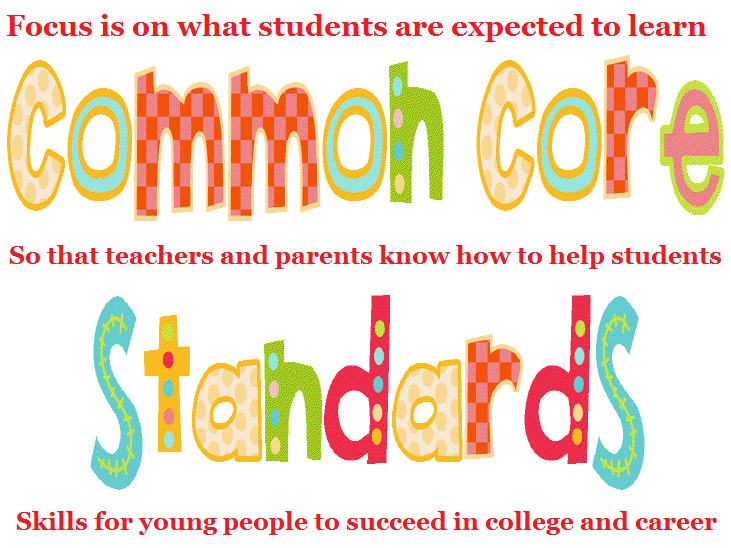 common core meaning