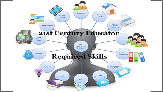 The Changing Role Of A 21st Century Educator