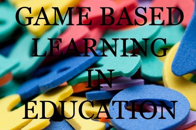 game based learning in education