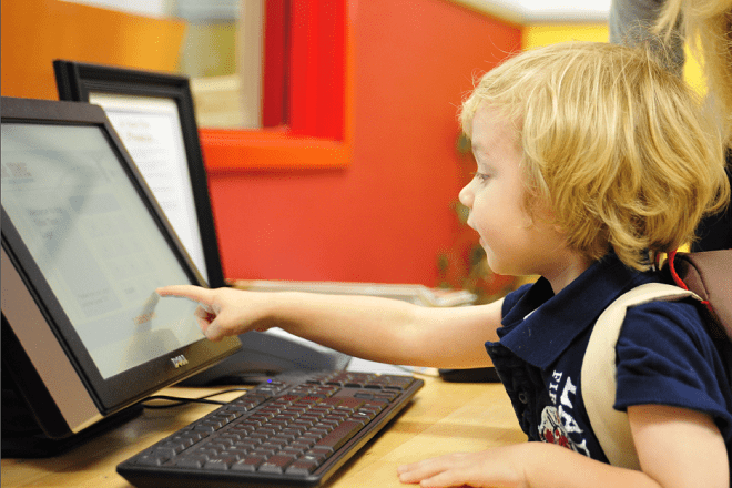 using technology in early childhood