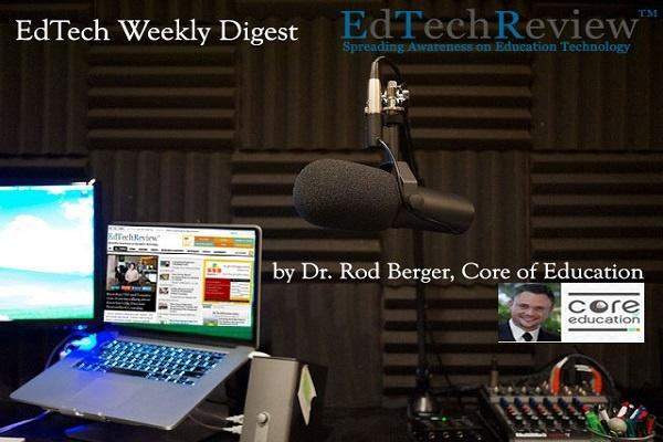 EdTech Weekly Digest - 4 (October 2013)