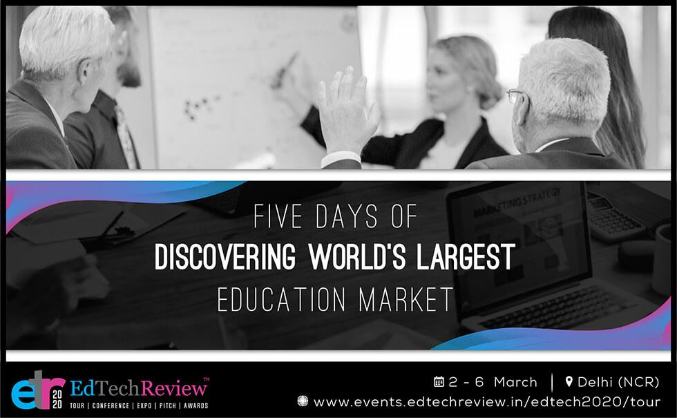 Discover the 'Indian Education Technology' Market – 5-day Program in the Capital | 2-6 Mar 2020