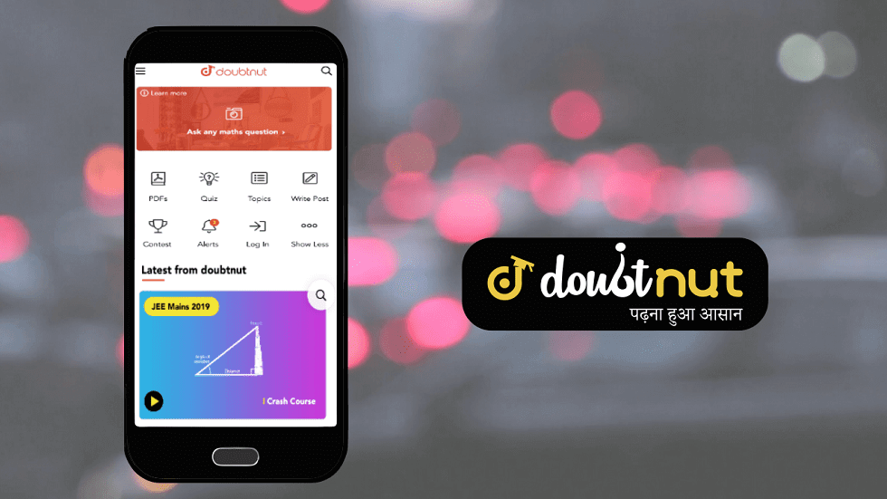 Doubtnut raises INR 224 Crores in Series B funding led by SIG and Lupa Systems