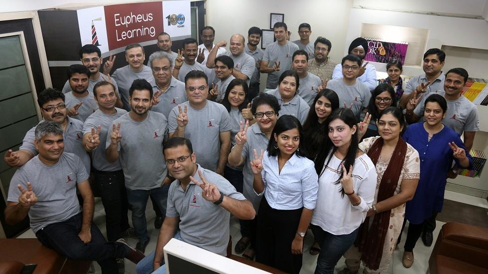Eupheus Learning Raises USD 4.3 Million in Series A Funding Led By Yuj Ventures