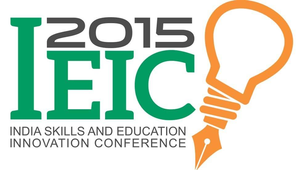 EIC 2015 - India Skills Education Innovation Conference