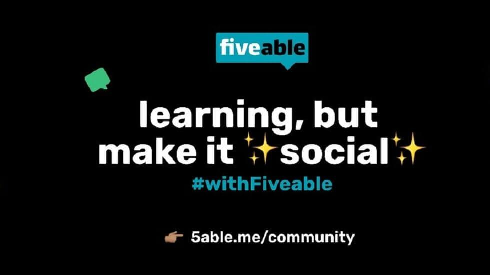 Fiveable Raises $2.3M