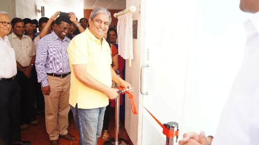 Goa Institute of Management goes hi-tech - sets up Finance Lab at its campus
