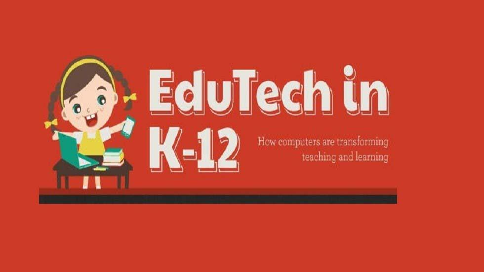 [Infographic] The Rise of EduTech in K-12 Classrooms
