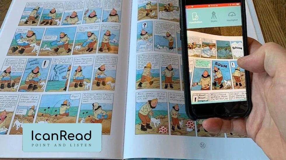 IcanRead - A Revolutionary Tool For Dyslexic People