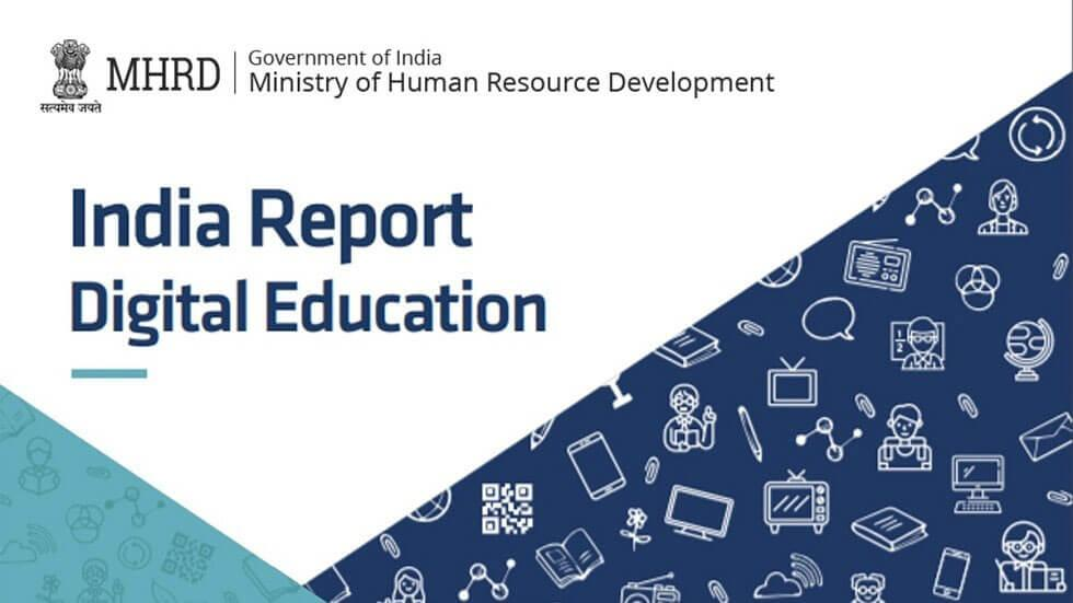 India Report on Digital Education 2020