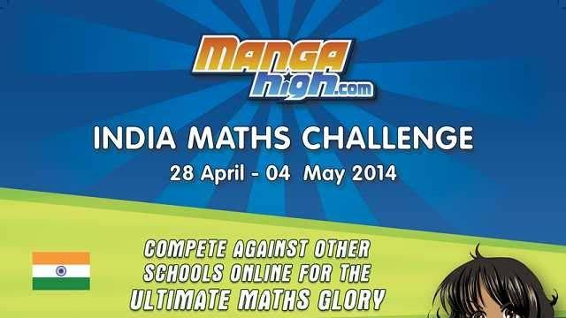 Compete For the Ultimate Maths Glory