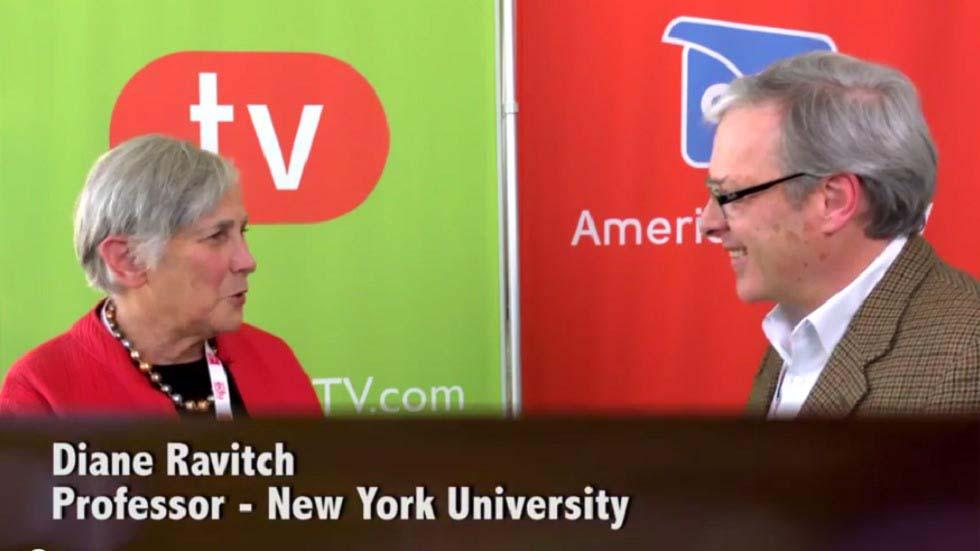 Interview with Diane Ravitch, Professor, New York University