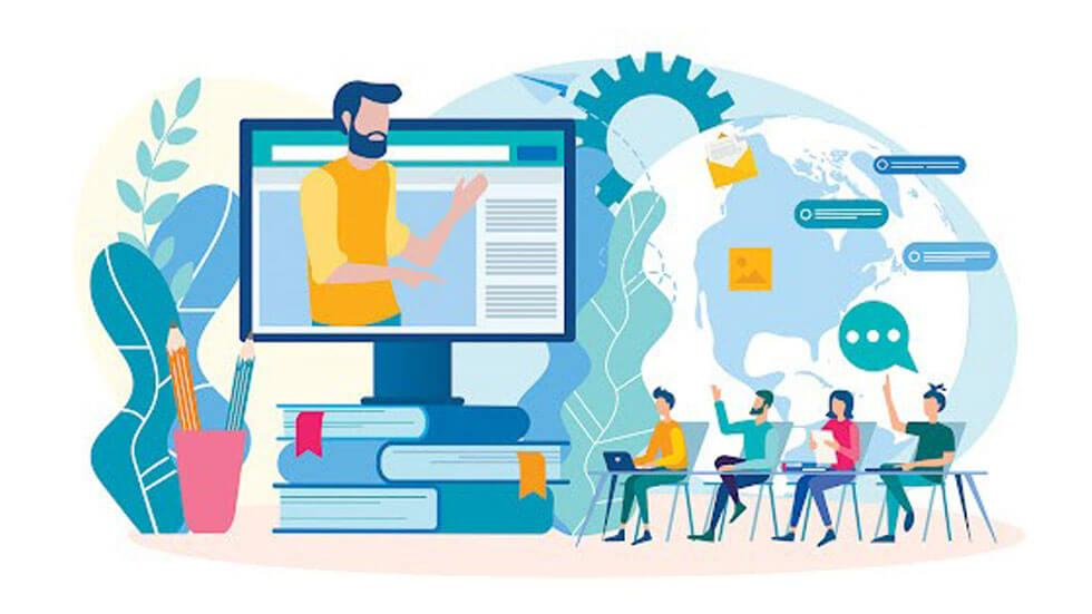 It's clear that the pandemic has changed our entire outlook on online learning