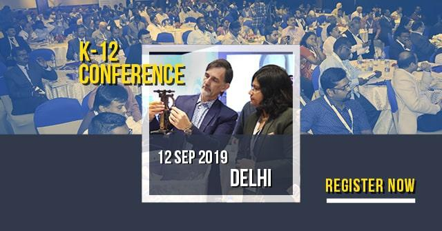 EdTechReview's K-12 Conference New Delhi