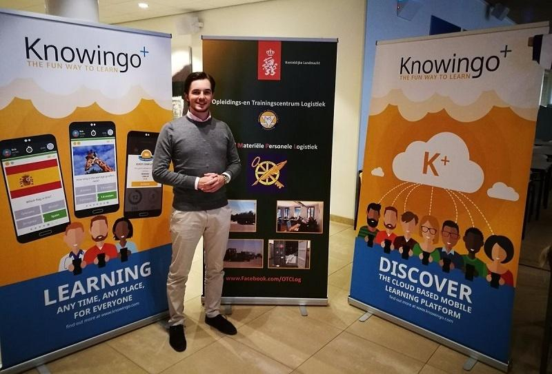 Dutch Edtech Startup Knowingo+ Raises €1.3 Million Fund to Transform e-learning with AI and Gamification
