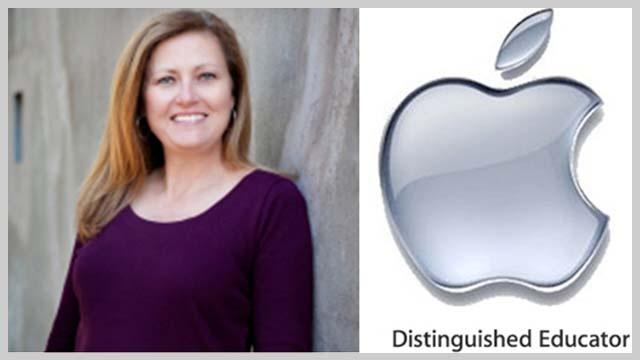 Apple Distinguished Educator Shares 'Tricks of the Trade'