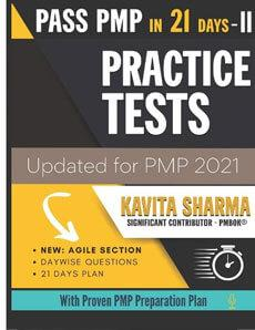 6 PASS PMP IN 21 DAYS | PRACTICE TESTS