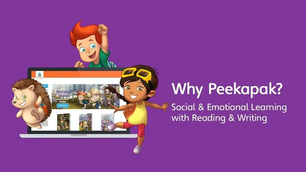 Canada's Peekapak Partners with Nelson to Deliver Educational Resources to Support Social-Emotional Learning in Schools