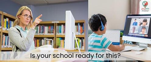Planning Online Classes & Assessments? Survey on School Readiness